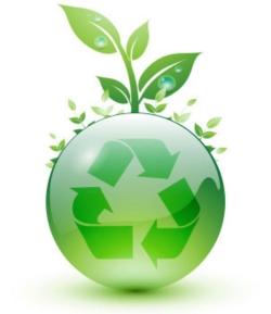 Green Recycling Thumb